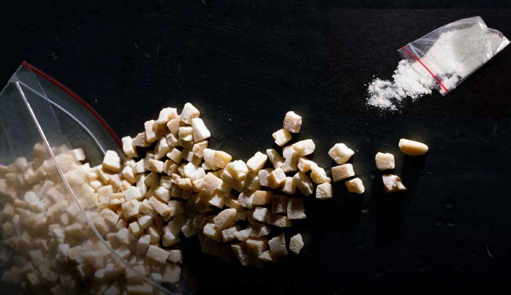 drogas ilegales adictivas